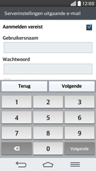 LG D620 G2 mini - E-mail - Account instellen (IMAP met SMTP-verificatie) - Stap 15