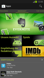 Samsung Galaxy Note 2 - Apps - Herunterladen - 16 / 22