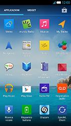 Alcatel One Touch Idol S - Applicazioni - Configurazione del negozio applicazioni - Fase 3
