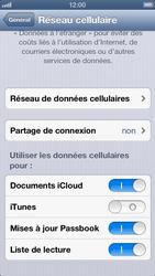 Apple iPhone 5 - Internet et roaming de données - Configuration manuelle - Étape 7
