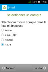 Alcatel Pixi 3 - 3.5 - E-mail - Configuration manuelle - Étape 8
