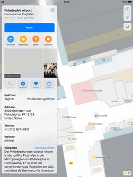 Apple iPad mini 2 - iOS 11 - Indoor-Karten (Einkaufszentren/Flughäfen) - 0 / 0