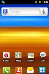 Samsung S5830i Galaxy Ace i - internet - automatisch instellen - stap 3