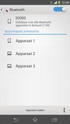 Sony Xperia M2 - bluetooth - aanzetten - stap 7
