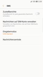 Samsung Galaxy S7 Edge - SMS - Manuelle Konfiguration - 8 / 11
