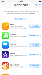 Apple iPhone 6 (iOS 9) - apps - account instellen - stap 26
