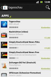 Sony Xperia Go - Apps - Herunterladen - 6 / 22