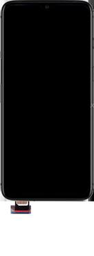 OnePlus 7T - Premiers pas - Insérer la carte SIM - Étape 6
