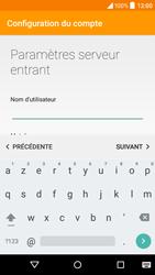 Alcatel OT-6039Y Idol 3 (4.7) - E-mail - Configuration manuelle - Étape 10