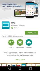 Sony Ericsson Xpéria Arc - Photos, vidéos, musique - Regarder la TV - Étape 2