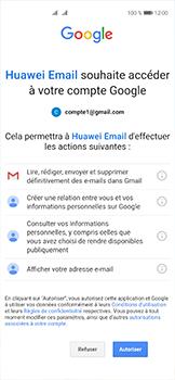 Huawei P40 - E-mails - Ajouter ou modifier votre compte Gmail - Étape 13