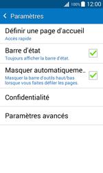 Samsung J100H Galaxy J1 - Internet - Configuration manuelle - Étape 21