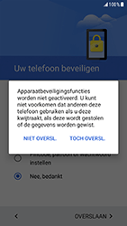 Samsung G930 Galaxy S7 - Android Nougat - Toestel - Toestel activeren - Stap 24