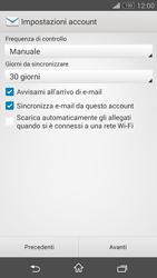 Sony Xperia Z3 Compact - E-mail - 032b. Email wizard - Yahoo - Fase 7