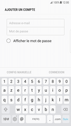 Samsung G935 Galaxy S7 Edge - Android Nougat - E-mail - Configuration manuelle (outlook) - Étape 6
