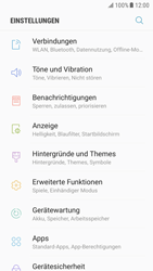 Samsung Galaxy S6 - Android Nougat - WiFi - WiFi-Konfiguration - Schritt 4