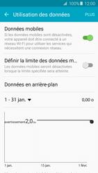 Samsung A310F Galaxy A3 (2016) - Internet - Désactiver les données mobiles - Étape 5