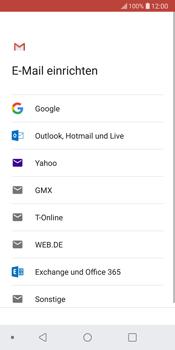 LG G6 - Android Oreo - E-Mail - Konto einrichten (gmail) - Schritt 7