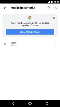 Nokia 6 (2018) - Internet - Internet browsing - Step 13