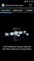 Sony Xperia J - Logiciels - Installation de mises à jour - Étape 7