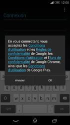 Sony D5803 Xperia Z3 Compact - E-mail - Configuration manuelle (gmail) - Étape 12