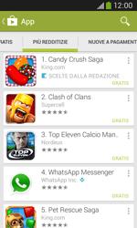 Samsung Galaxy Ace III - Applicazioni - Installazione delle applicazioni - Fase 9