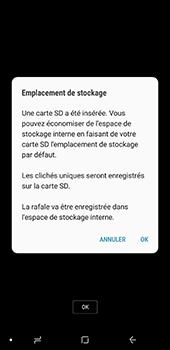 Samsung Galaxy A7 2018 - Photos, vidéos, musique - Prendre une photo - Étape 4