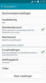 Samsung Galaxy Note 4 4G (SM-N910F) - E-mail - Instellingen KPNMail controleren - Stap 9