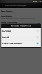 HTC One Max - Netzwerk - Netzwerkeinstellungen ändern - Schritt 6