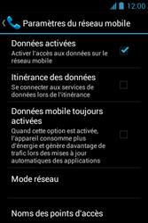 Bouygues Telecom Bs 351 - Internet et connexion - Désactiver la connexion Internet - Étape 5