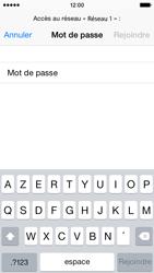Apple iPhone 5 (iOS 8) - Premiers pas - Créer un compte - Étape 9