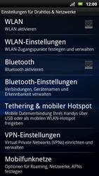 Sony Ericsson Xperia X10 - Ausland - Auslandskosten vermeiden - 7 / 9