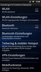 Sony Ericsson Xperia X10 - Ausland - Im Ausland surfen – Datenroaming - Schritt 7