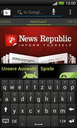 HTC One SV - Apps - Installieren von Apps - Schritt 5