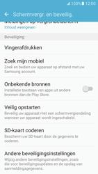 Samsung Galaxy S7 - Beveiliging en ouderlijk toezicht - Hoe wijzig ik mijn SIM PIN-code - Stap 5