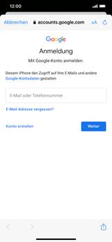 Apple iPhone XR - iOS 14 - E-Mail - 032a. Email wizard - Gmail - Schritt 7