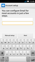 Alcatel One Touch Idol Mini - E-mail - manual configuration - Step 9