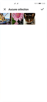 Huawei P40 - E-mails - Envoyer un e-mail - Étape 13