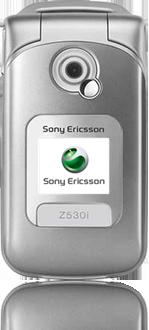 Sony Ericsson Z530i