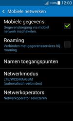 Samsung G357 Galaxy Ace 4 - Netwerk - 4G/LTE inschakelen - Stap 8