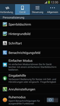 Samsung N9005 Galaxy Note 3 LTE - Anrufe - Rufumleitungen setzen und löschen - Schritt 5