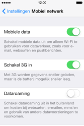 Apple iPhone 4 iOS 7 - MMS - handmatig instellen - Stap 9
