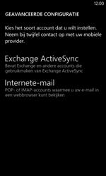 Nokia Lumia 620 - E-mail - e-mail instellen: POP3 - Stap 8
