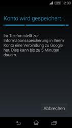 Sony Xperia E3 - Apps - Konto anlegen und einrichten - 17 / 25