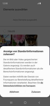 Samsung Galaxy S10e - MMS - Erstellen und senden - Schritt 20