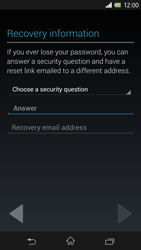 Sony Xperia Z - Applications - Setting up the application store - Step 9