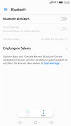 Huawei P8 Lite 2017 - Bluetooth - Geräte koppeln - Schritt 6