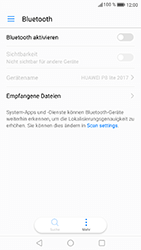 Huawei P8 Lite 2017 - Bluetooth - Geräte koppeln - 6 / 10