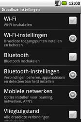Samsung I5700 Galaxy Spica - bluetooth - aanzetten - stap 5