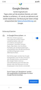 Nokia 7.2 - Apps - Einrichten des App Stores - Schritt 19
